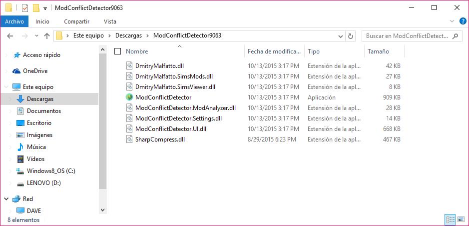 Detector de MODS CONFLICTIVOS 12-1